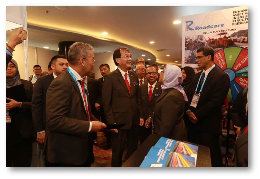 10TH MALAYSIAN ROAD CONFERENCE & EXHIBITION 2018 AND PIARC INTERNATIONAL SEMINAR