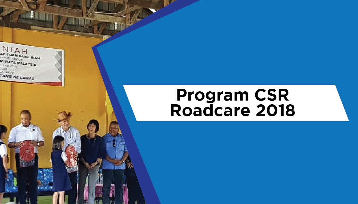 Program CSR Roadcare 2018