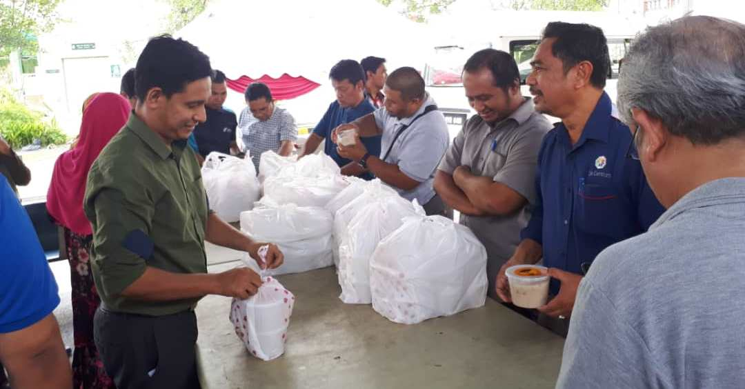 BUBUR LAMBUK DISTRIBUTION